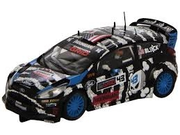 "SCX FORD FIESTA RS WRC ""BLOCK"""