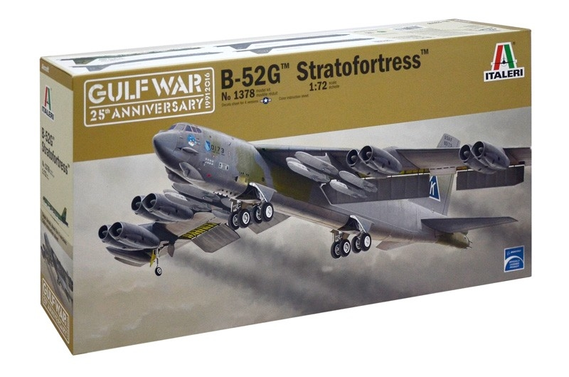 B-52G STRATOFORTRESS  1:72