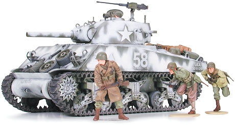 SHERMAN M4A3 105MM HOWITSER