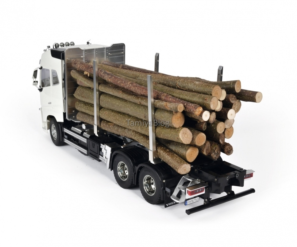 VOLVO FH16 GLOBETROTTER 750 6X4 TIMBER