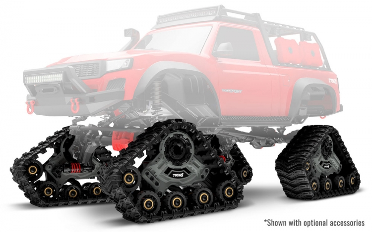 TRAXX ALL TERRAIN TRX-4