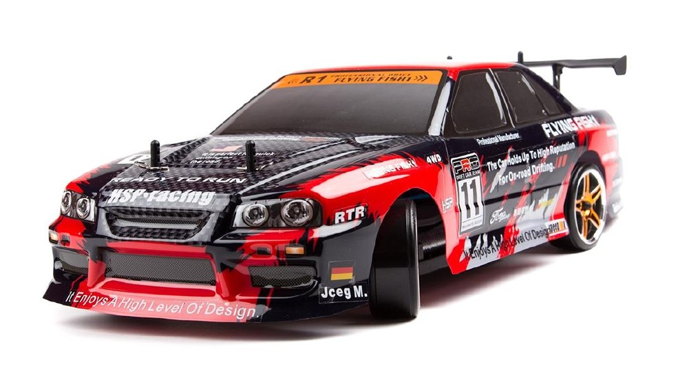 HSP DRIFT XSTR BRUSHLESS