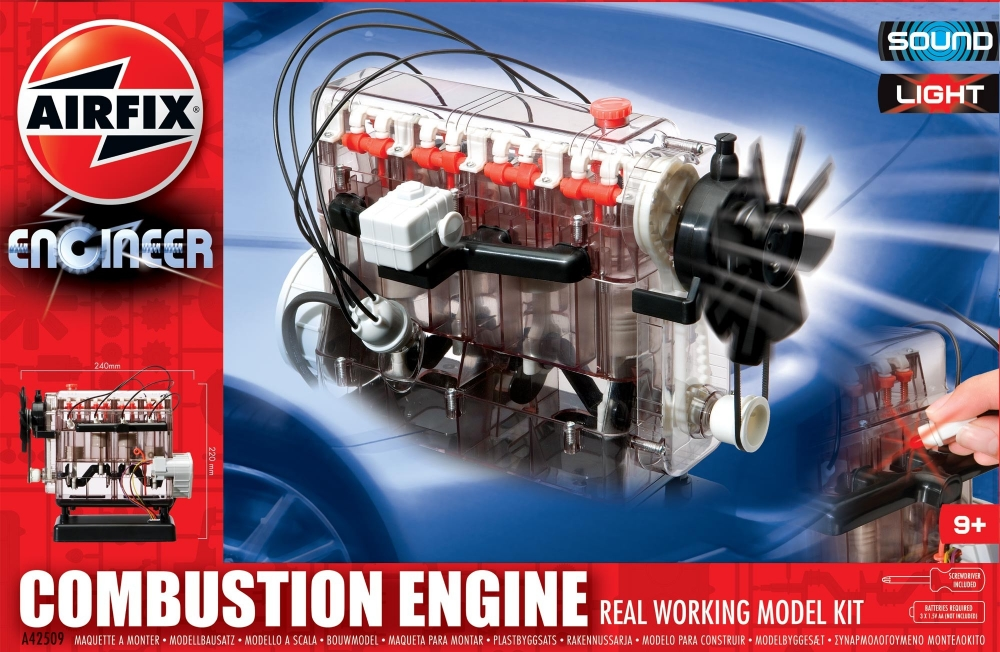 AIRFIX COMBUSTION ENGINE