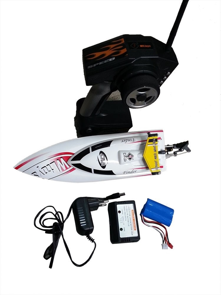 RC SPEED BOAT 35CM  RTR