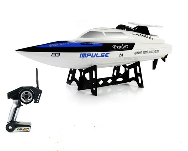 RC SPEED BOAT 45CM  RTR