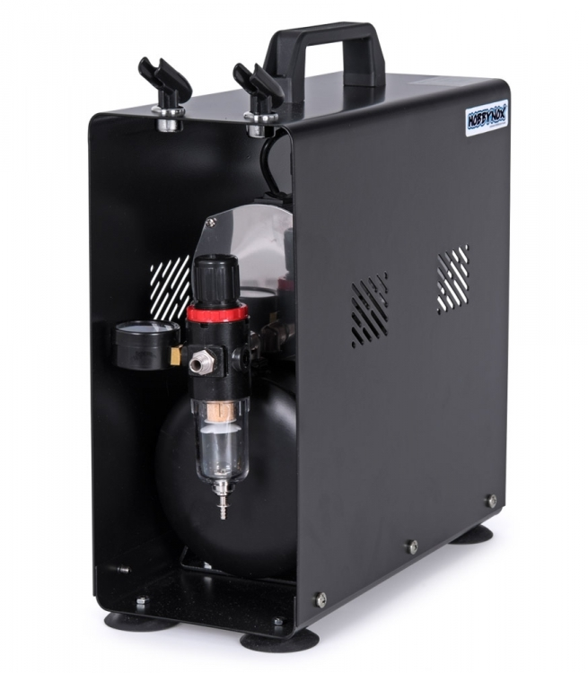 Airbrush Compressor 1/6HP with 3L Tank