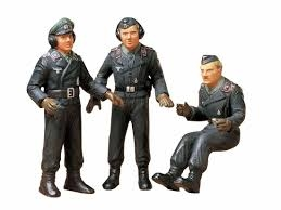 GERMAN ANTI TANK CREW 1:35