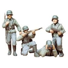 GERMAN ARMY INFANTERY 1:35