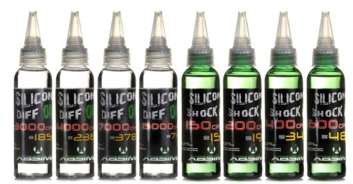 SILICON DIFF OIL 500 000 (13845WT)