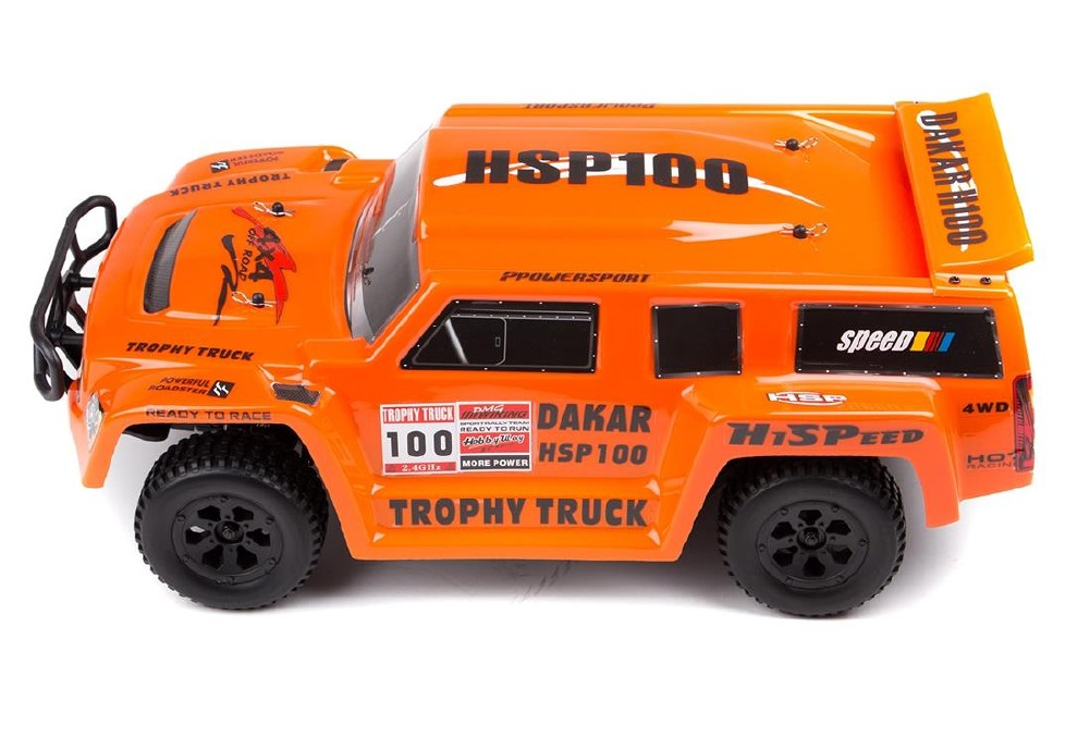 HSP-TROPHY TRUCK  RTR
