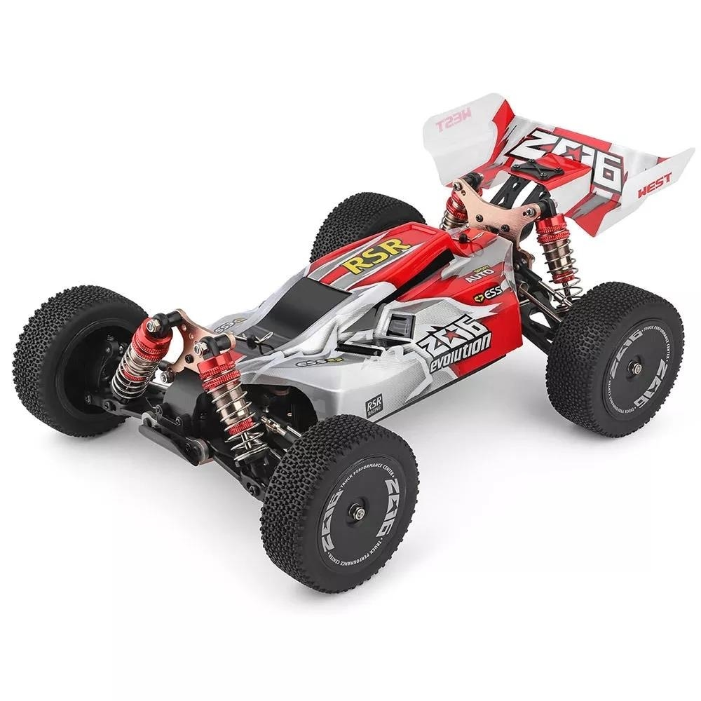AWL TOYS BUGGY RSR 1:14 RED