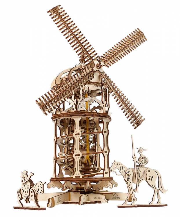 UGEARS TOWER WINDMILL (585 DELER)