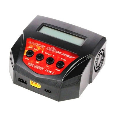 CD6 MINI CHARGER 10A-100W