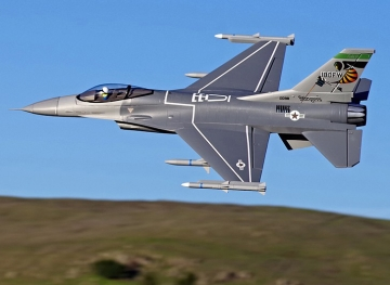 FMS F-16C Fighting Falcon V2 70MM PNP