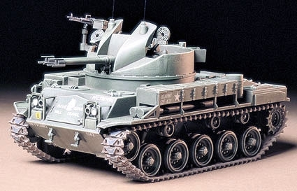 M42 DUSTER W/3 FIGURES
