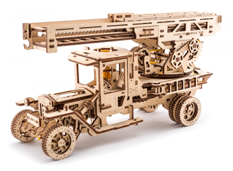 UGEARS FIRE LADDER (537PCS)