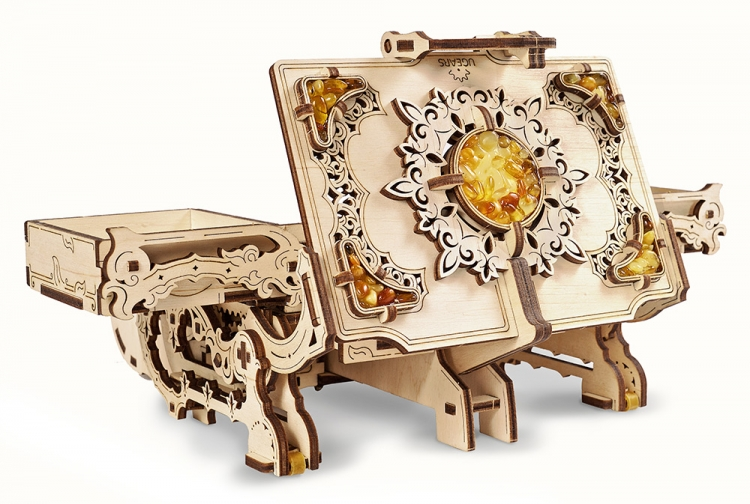 UGEARS AMBER BOX  (189PCS)