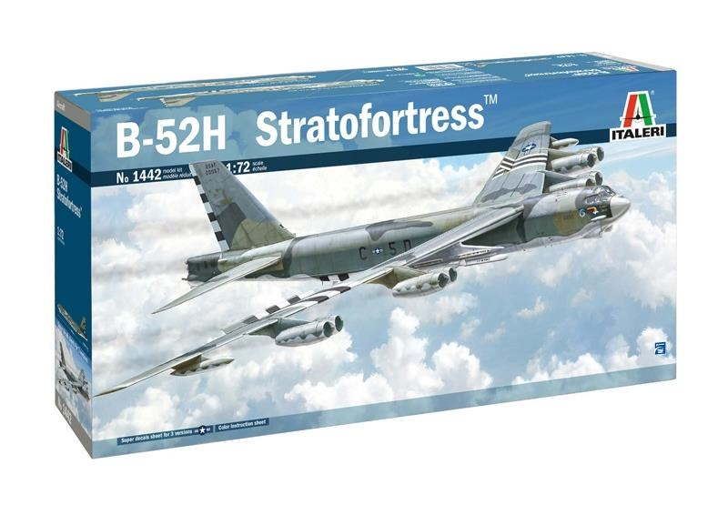 B-52H STRATOFORTRESS 1:72