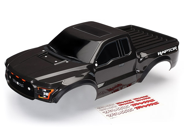 5826A BODY 2017 FORD RAPTOR (PAINTED)