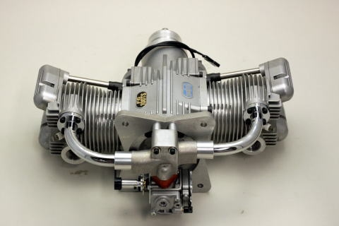 FG-100TS TWIN 4-CYCLE GAS ENGINE