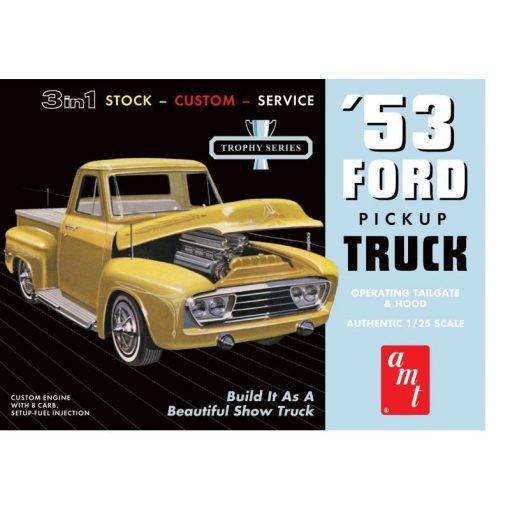 53 FORD PICKUP TRUCK