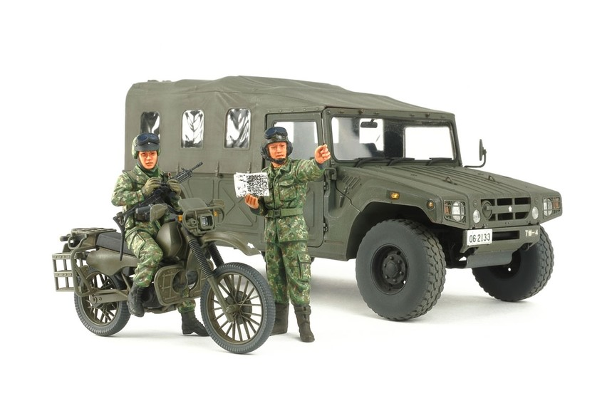 35245 MOTORCYCLE  1:35